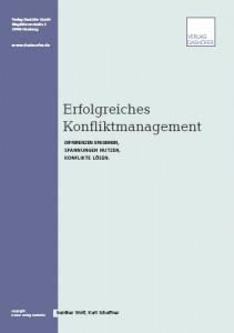 Buch und eBook Konfliktmanagement