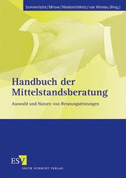 Handbuch der Mittelstandsberatung für Leitende, Führungskräfte