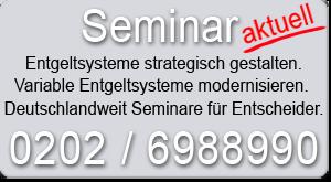 Seminar Entgeltsysteme