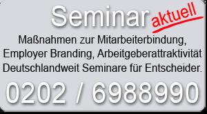 Seminar Mitarbeiterbindung