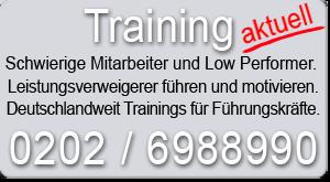 Training Low Performer motivieren