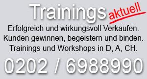 Training Verkauf Verkaufstraining