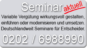 Seminar Variable Vergütung