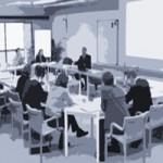 Protokoll für Besprechung, Meeting, Sitzung, Konferenz