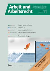 Fachartikel Performance Improvement: Management von Potenzialen, Leistungen und Erfolgen