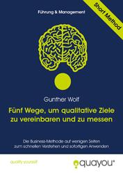 Fachbücher Fünf Wege, um qualitative Ziele zu vereinbaren und zu messen