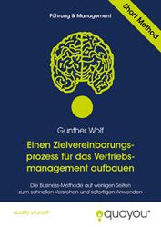 Fachbücher Literatur Einen Zielvereinbarungsprozess für das Vertriebsmanagement aufbauen