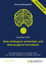 Fachbücher Literatur Ziele strategisch entwickeln und überzeugend formulieren