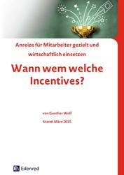 Buch Anreize für Mitarbeiter gezielt und wirtschaftlich einsetzen