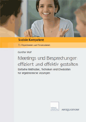 Meetings Unternehmensberatung Schulung Umsetzung Besprechungen Effizienz Effektivität