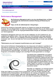 Fachartikel Performance Management