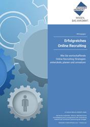 Management Fachbücher Online Recruiting Fachbuch