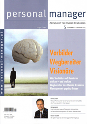 Fachliteratur Variable Vergütung à la Carte. Teil 1.