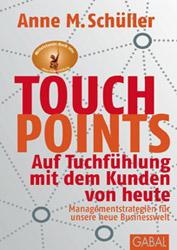 Fachbücher Touchpoints Kunden Literatur