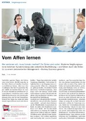 Vom Affen lernen: Verguetungssysteme im Vertrieb