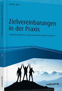 Veröffentlichungen Buch-Neuerscheinung Zielvereinbarungen in der Praxis