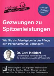 Fachbuch Arbeitgeberattraktivität Mitarbeiterbindung Pflegekräfte Pflegepersonal Buch