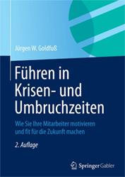 Fachbuch Führungskräfte Leitende Krisen und Umbruchzeiten